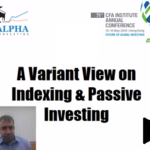 Video: A Variant View on Indexing and Passive Investing